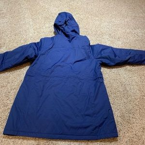 L.L. Bean Jackets & Coats - LL Bean Winter Puffer Coat Fleece Lined Hood XL